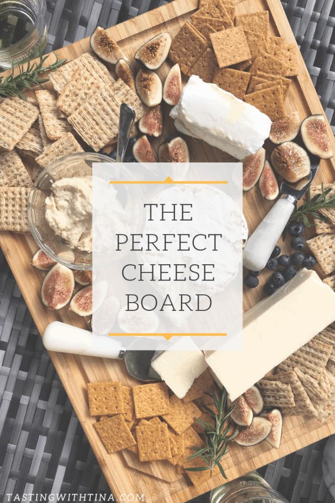 Perfect Cheese Board